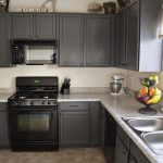 Grey Cabinets Kitchen Painted
