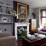 Grey Paint Living Room Home Decorating