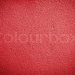 Grunge Red Metallic Paint Textured Wall