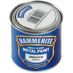 Hammerite Direct Rust Exterior Metal Paint Smooth White