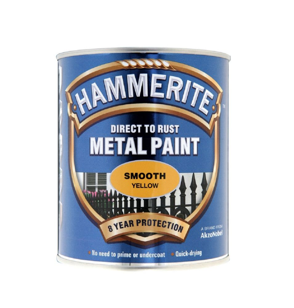 Hammerite Metal Paint All Colours Direct Rust
