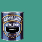 Hammerite Smooth Direct Rust Metal Paint Mixed Colours