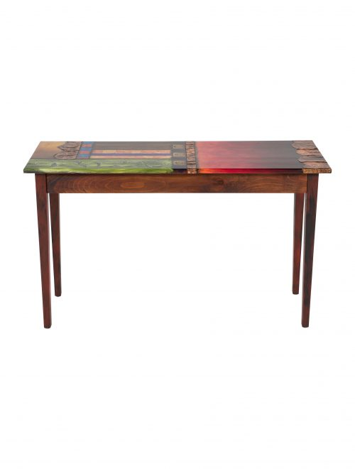 Hand Painted Console Table Furniture