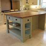 Hand Painted Kitchen Island Bespoke Kitchens Fitted Wardrobes Fully