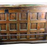 Hand Painted Mexican Furniture Rustic Home Decor