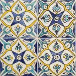 Hand Painted Tiles Los Angeles