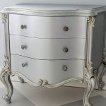 Handpainted Metallic Furniture Modern Masters Cafe