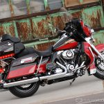 Harley Davidson Electra Glide Ultra Limited First Ride Photos Motorcycle