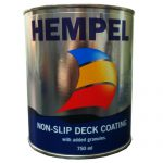 Hempel Non Slip Deck Coating Added Granules