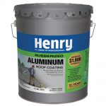 Henry Gal Elastomeric Aluminum Reflective Roof Coating Home