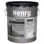 Henry Gal Premium Aluminum Reflective Roof Coating Home