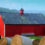 Here Why Barns Painted Red America Business