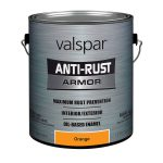 High Oil Based Exterior Paint Anti Rust Metal