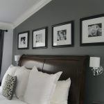 Home Decor Design Charcoal Gray Master