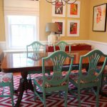 Home Decor Trend Watch Painted Dining Room