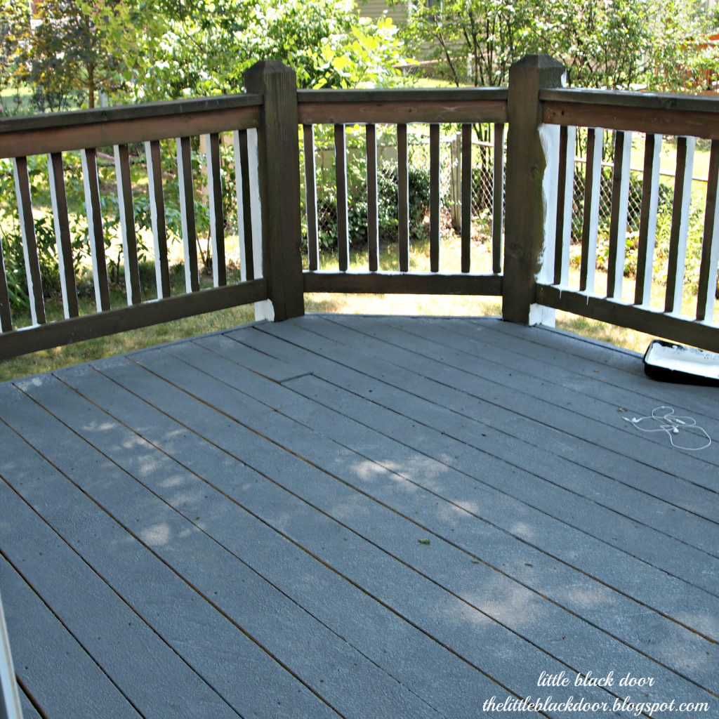 Home Depot Deck Paint Painting
