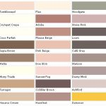 Home Depot Yellow Exterior Paint Swatch Palette Color Charts