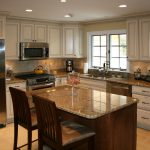 Home Design Painted Kitchen