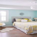 Home Element Paint Colors Small Bedrooms Light Blue Decorated White