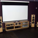 Home Theater Projection Wall Paint