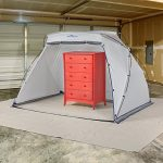 Homeright Large Spray Shelter Portable Paint Booth Diy Painting