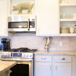Hometalk Chalk Painted Kitchen