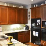 Hometalk Paint Kitchen Cabinets