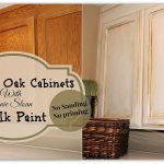 Hometalk Painting Over Oak Cabinets Without Sanding