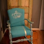 Hometalk Using Quality Chalked Paint Fabric Easier Than
