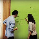 Ideapaint Makes Clear Dry Erase
