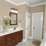 Ideas Bathroom Wall Colors Pinterest Inside Paint