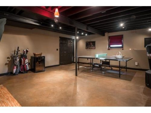 Ideas Concrete Basement Walls Pinterest Best