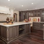 Ideas Decorating Kitchen Two Tone Cabinets Remodel Styles