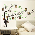 Ideas Painted Trees Wall