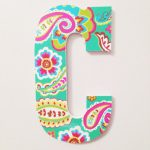 Ideas Painting Wooden Letters Letter