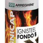 Ignisteel Fire Retardant Paint Cap