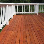Important Steps Stain Deck Made New Boards Ramsden