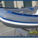 Inflatable Boat Liquid Rubber