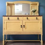 Inspirational Chalk Paint Durable Kitchen Table Cabinets Design