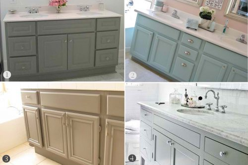 Inspired Honey Bee Home Bathroom Cabinets