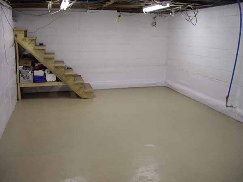 Interior Architecture Designs Painting Basement Floor Epoxy Paints