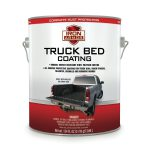 Iron Armor Black Truck Bed