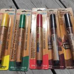 Items Similar Marvy Uchida Decocolor Opaque Paint Markers Wood Stain
