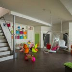 Joyful Basement Playroom Decorating Design Ideas Turn Your