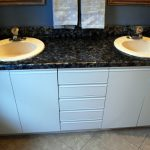 Kara Korner Tutorial Paint Bathroom Countertops Look Like Faux