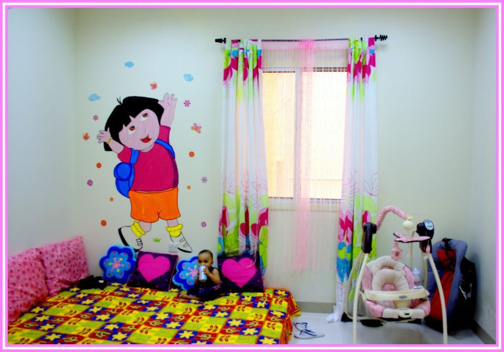 Kids Rooms Paint Ideas Wall