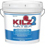 Kilz Gal White Water Based Latex Multi Surface Interior Exterior Primer Sealer