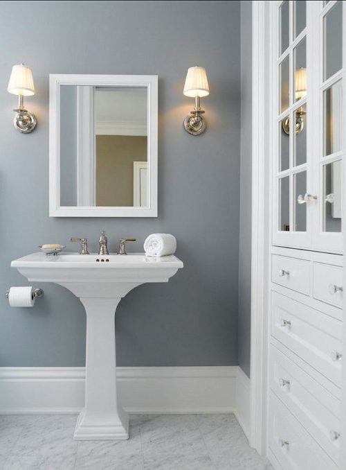 Kinds Bathroom Paint Ideas Home Interior