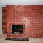 Kirsten Sessions Photography First New House Project Painting Brick