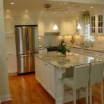 Kitchen Best Color Painting Paint Colors Dark Cabinets